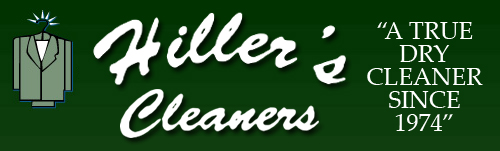 Hiller's Cleaners - a true dry cleaner